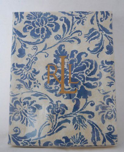 "Ralph Lauren Bluff Point Floral Blue Tablecloth, 60"" x 104"" Oblong Rectangular RALPH LAUREN http://www.amazon.com/dp/B00BI4V2J0/ref=cm_sw_r_pi_dp_rQRowb1EM56V6"