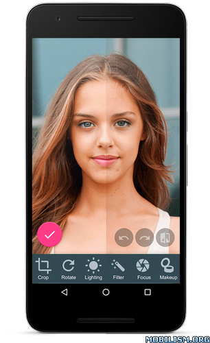 Photo Editor & Perfect Selfie v7.7 [Premium]Requirements: 3.0+Overview