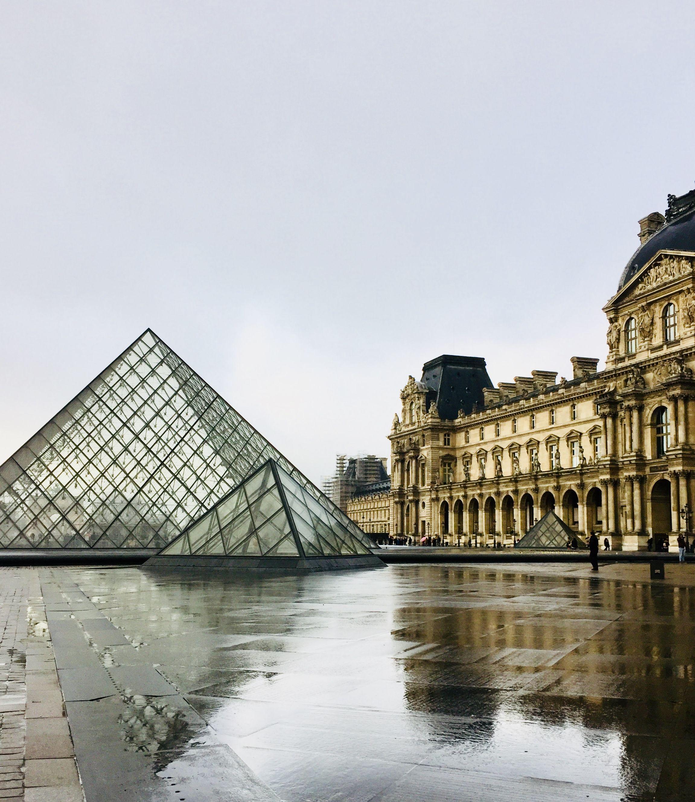 Louvre Museum Paris France Pinterest Xpolaroid Vacation France Tour Eiffel Arc De Triomphe