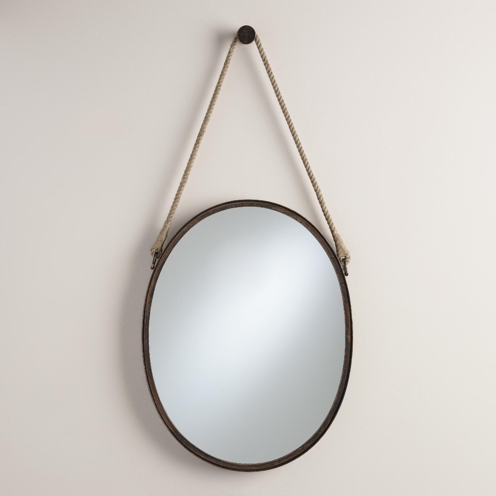 vertical oval fynn captainfts mirror