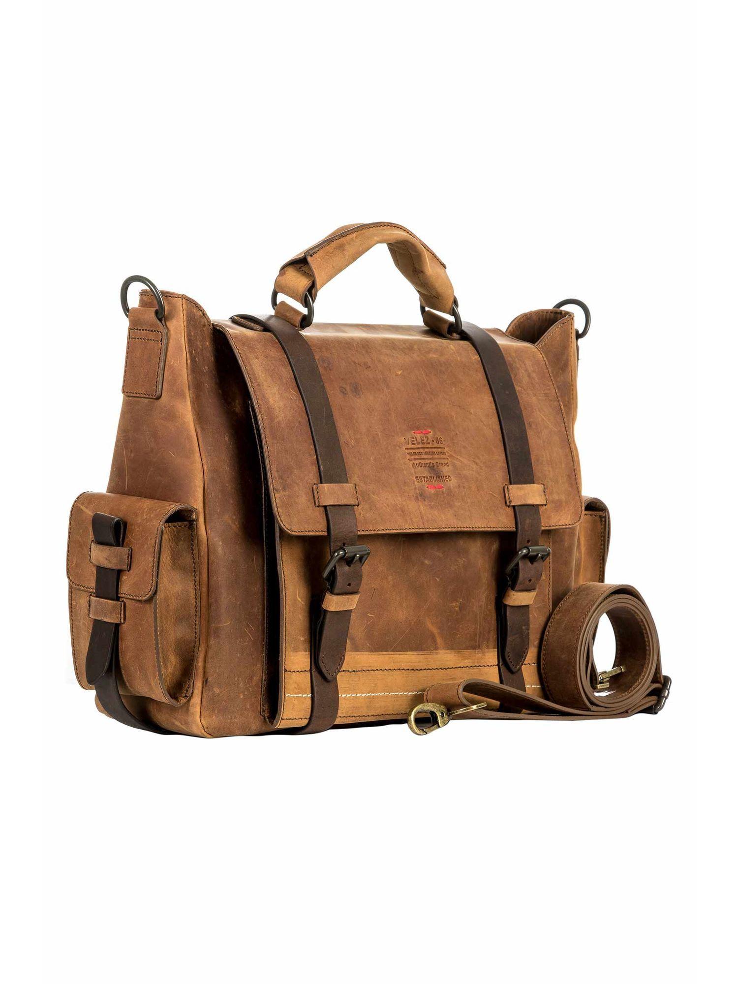 17f72d740 Bolso maletín portátil de cuero para hombre 2825 | Bolsos | Vélez - Velez-18
