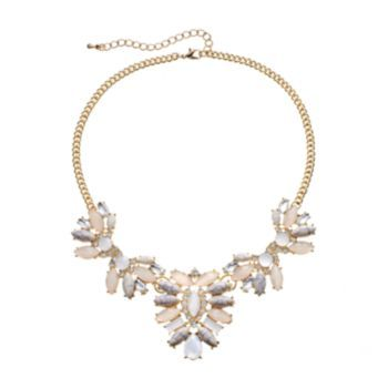 Apt. 9 Bib Necklace
