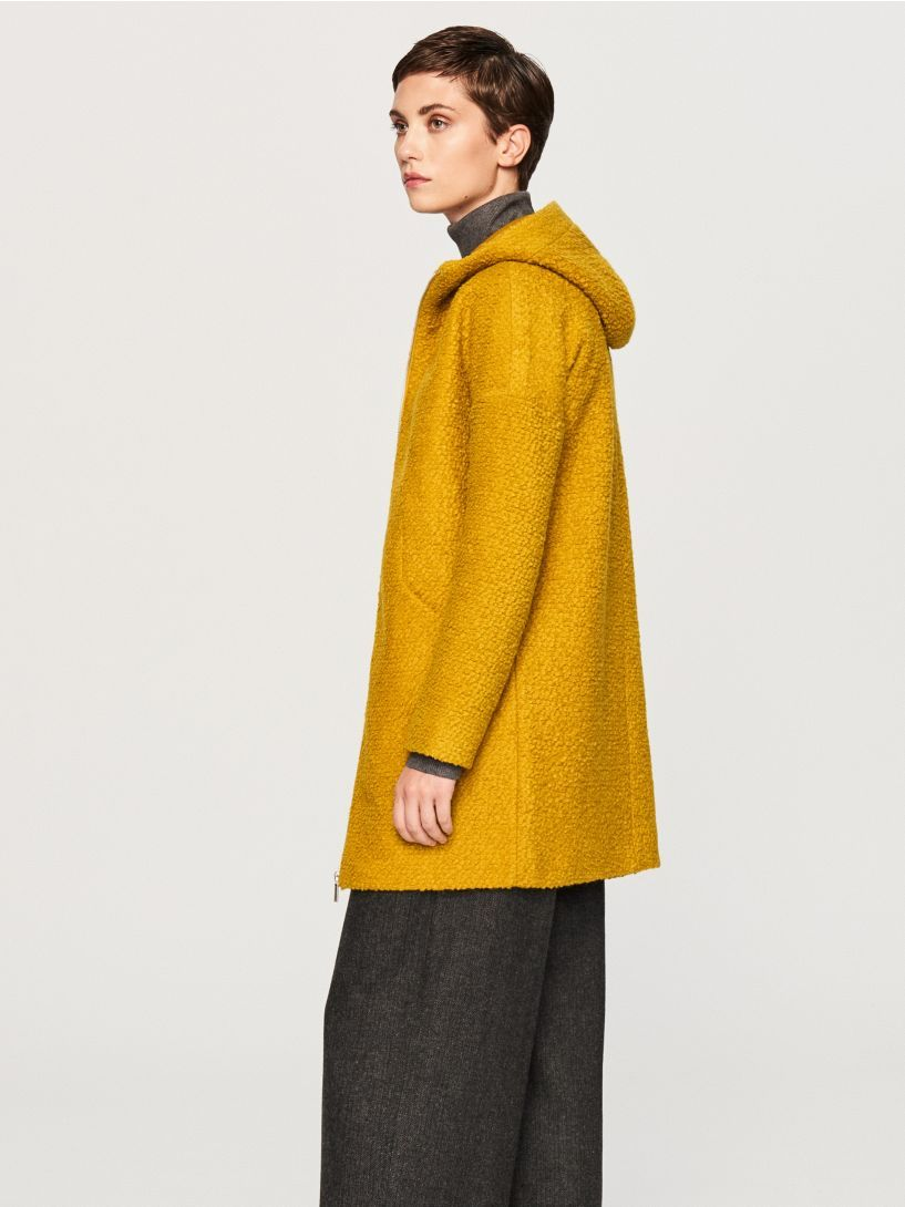 54b103542a Gyapjúszálas kabát - zöld - TL714-81X - RESERVED | NŐ ;) | Fashion ...
