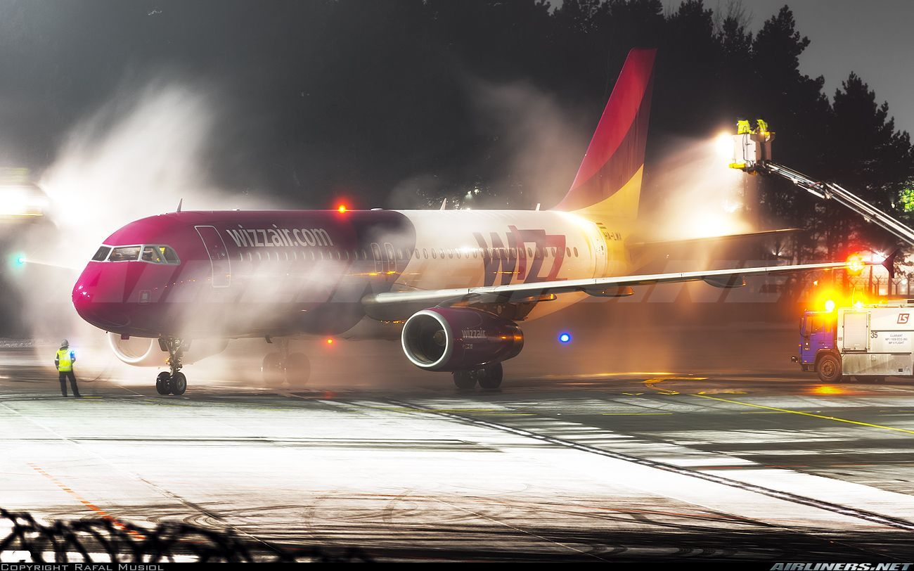 Airbus A320 232 Wizz Air Aviation Photo 4200019 Airliners Net Airbus Aviation General Aviation