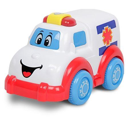 Fippla Aktivitetsleksak Ambulans