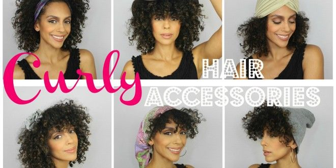 Fun Hair Accessories for Curly Hair | Melting Pot Beauty
