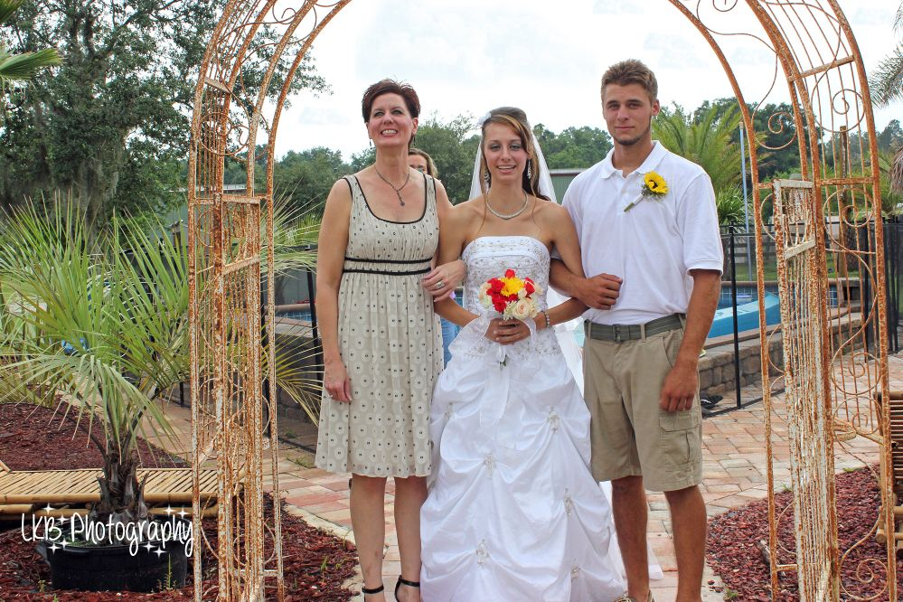 Sam Troy wedding, photo by: LKB Photography