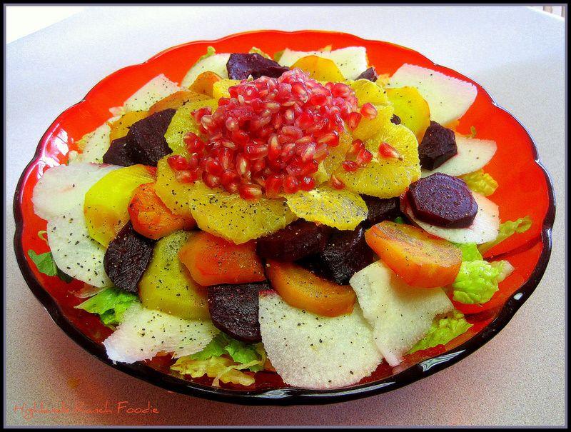 Mexican Dinner Menu Christmas Eve Salad