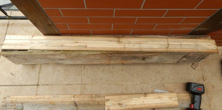 diy möbel aus europaletten holz blumenkasten selber bauen DIY - paletten und holz diy
