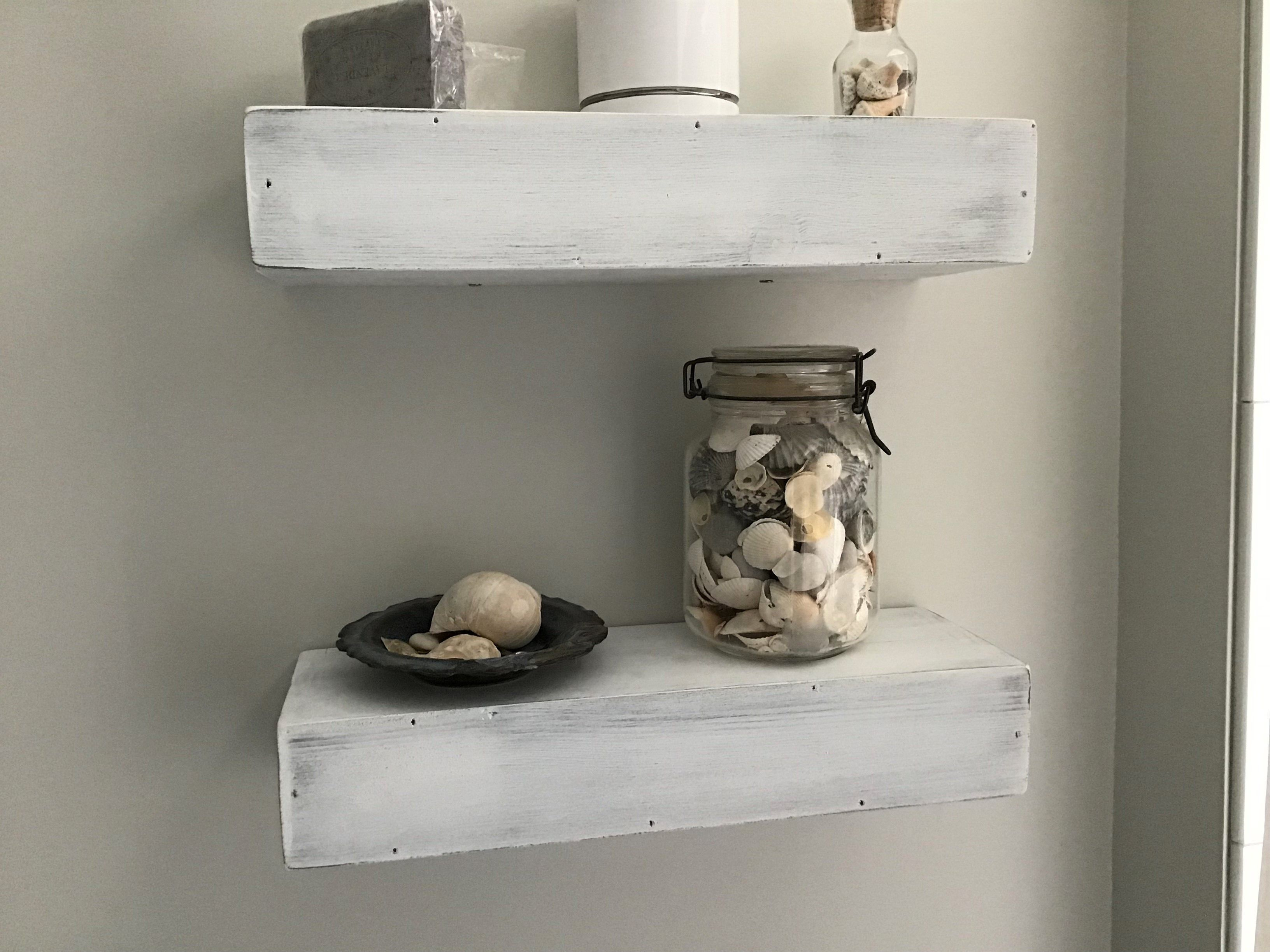 Chunky Floating Shelf Farmhouse Floating Shelves Shelves Shabby Chic Shelves