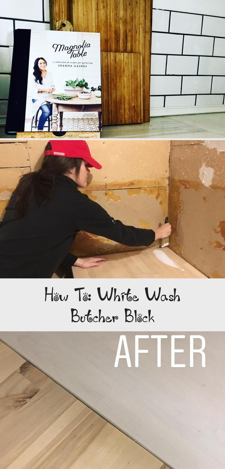 How to Stain Butcher Block Countertops Midwest Southern