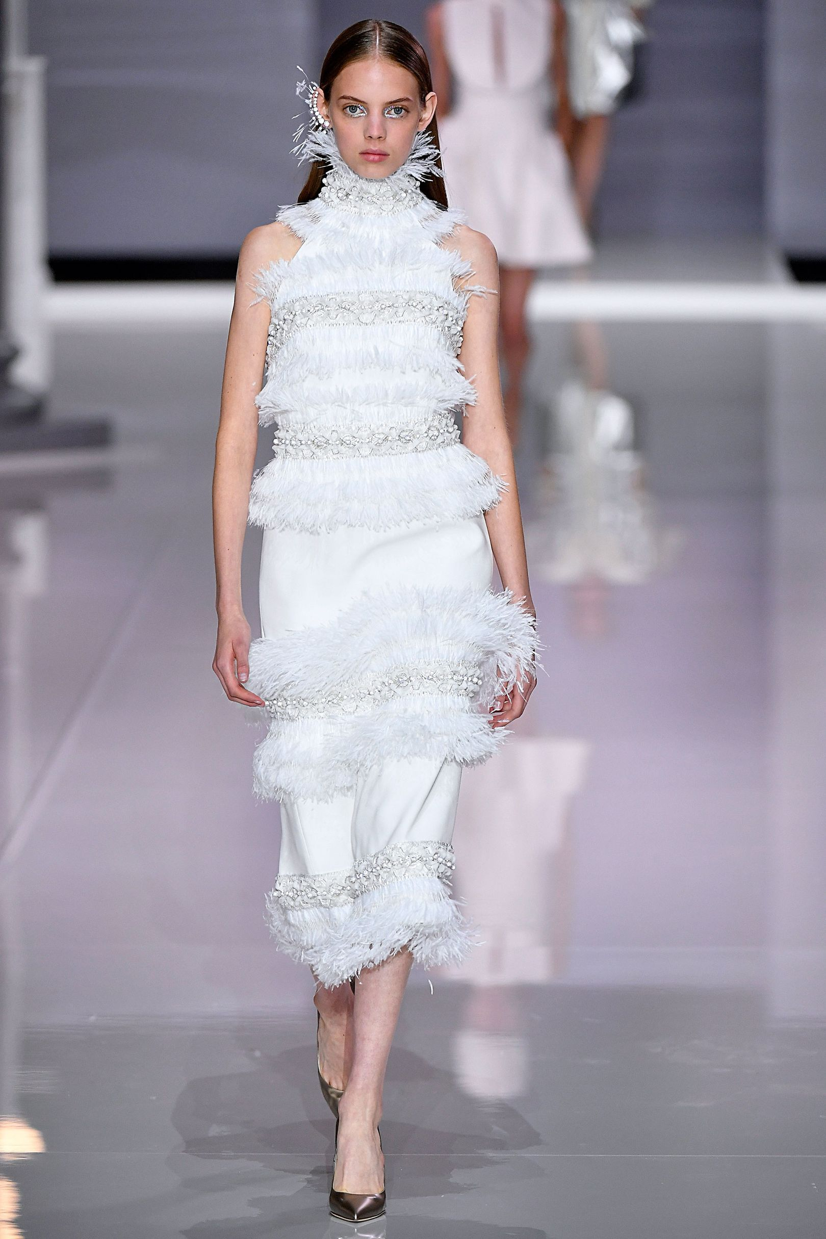 Best wedding dresses of 2018  Ralph and Russo SpringSummer  Ready To Wear  Fashion