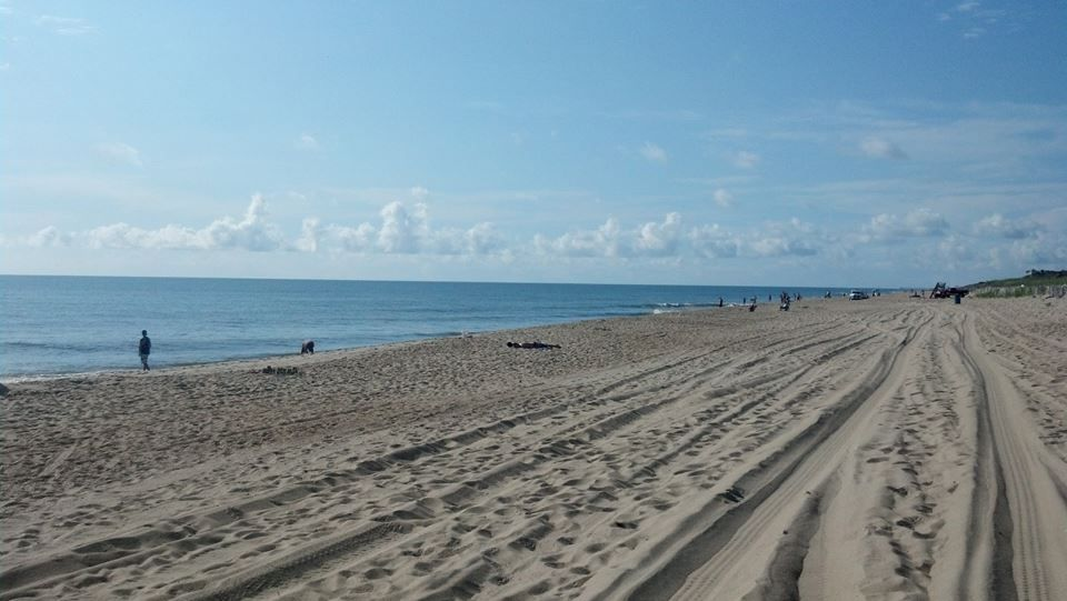 Perfect weather this morning in Kitty Hawk, NC | Outer Banks