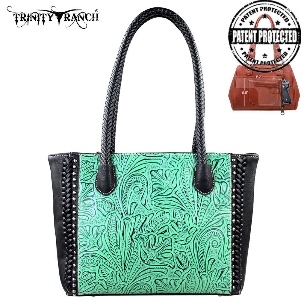 cebda0345dbe Trinity Ranch line by Montana West, this partial genuine leather ...
