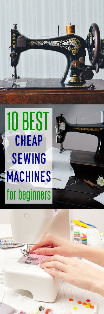 10 Best INEXPENSIVE Sewing Machine for Beginners April 2018 ...
