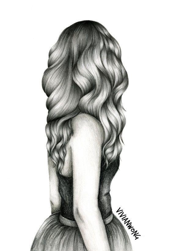 Teenage Girl Sketch : teenage, sketch, Teenage, Sketches, Chelss, Chapman