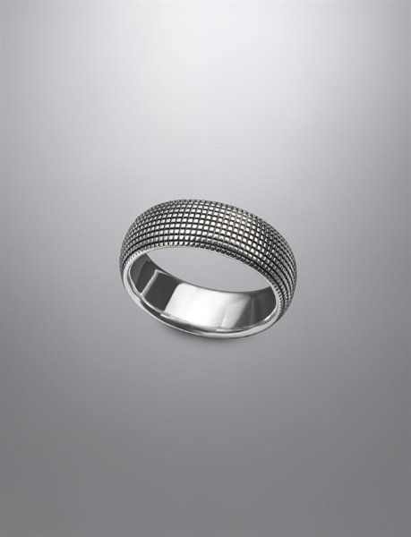 Sky Band Ring, Wide