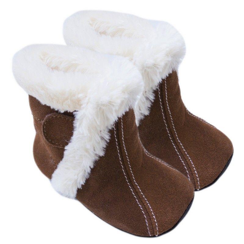 Zapatos marrones Rose & Chocolat infantiles HZuVgieLE