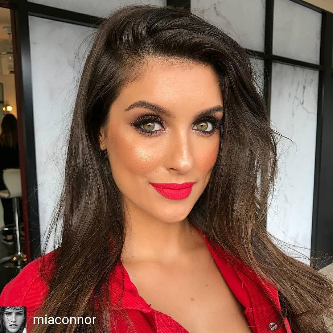Makeup by miaconnor Via Instagram 20 de Jul, 2018
