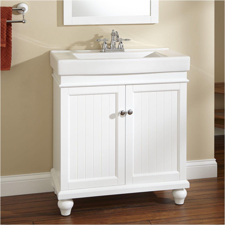 30 lander vanity white vanities bath and bathroom vanities from ...