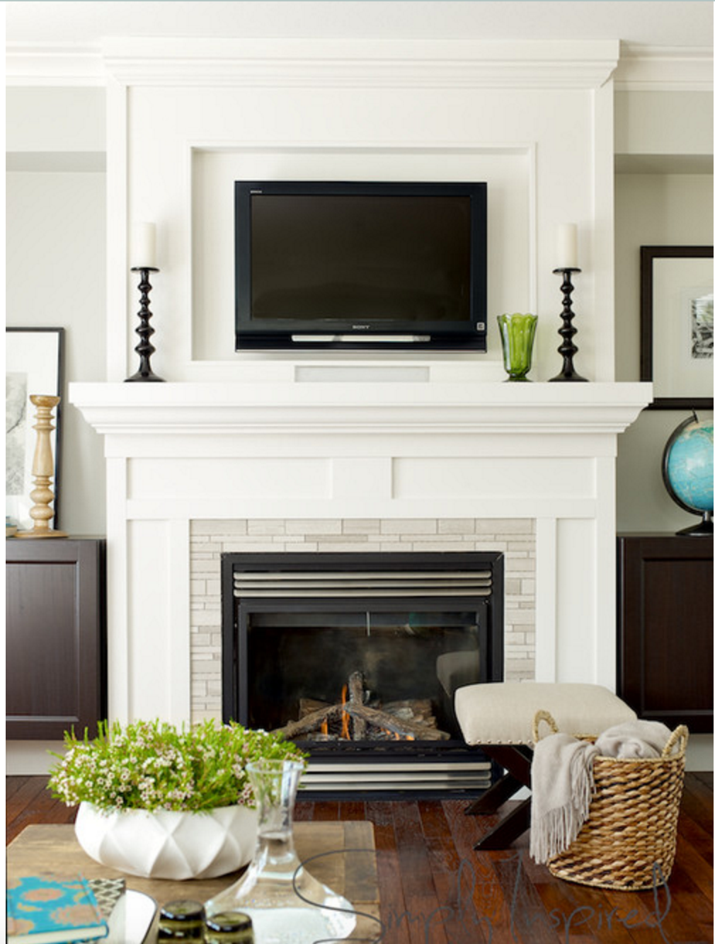 gas fireplace no hearth small grey tile with white mantle snug rh pinterest com Pallet Fireplace Hearth Gas Firplace