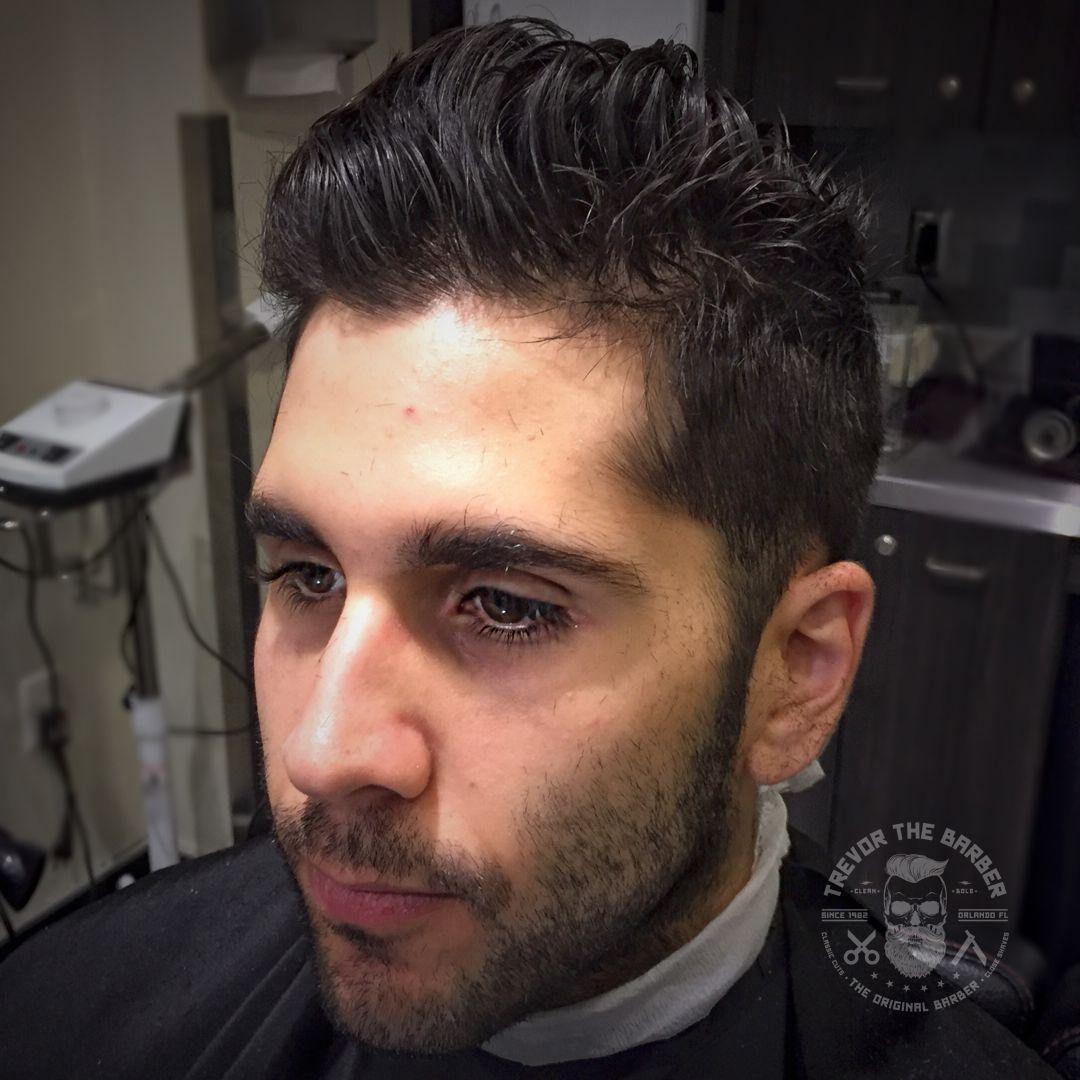 Trevor The Barber Classic Haircut Bold Haircuts Barber Shop