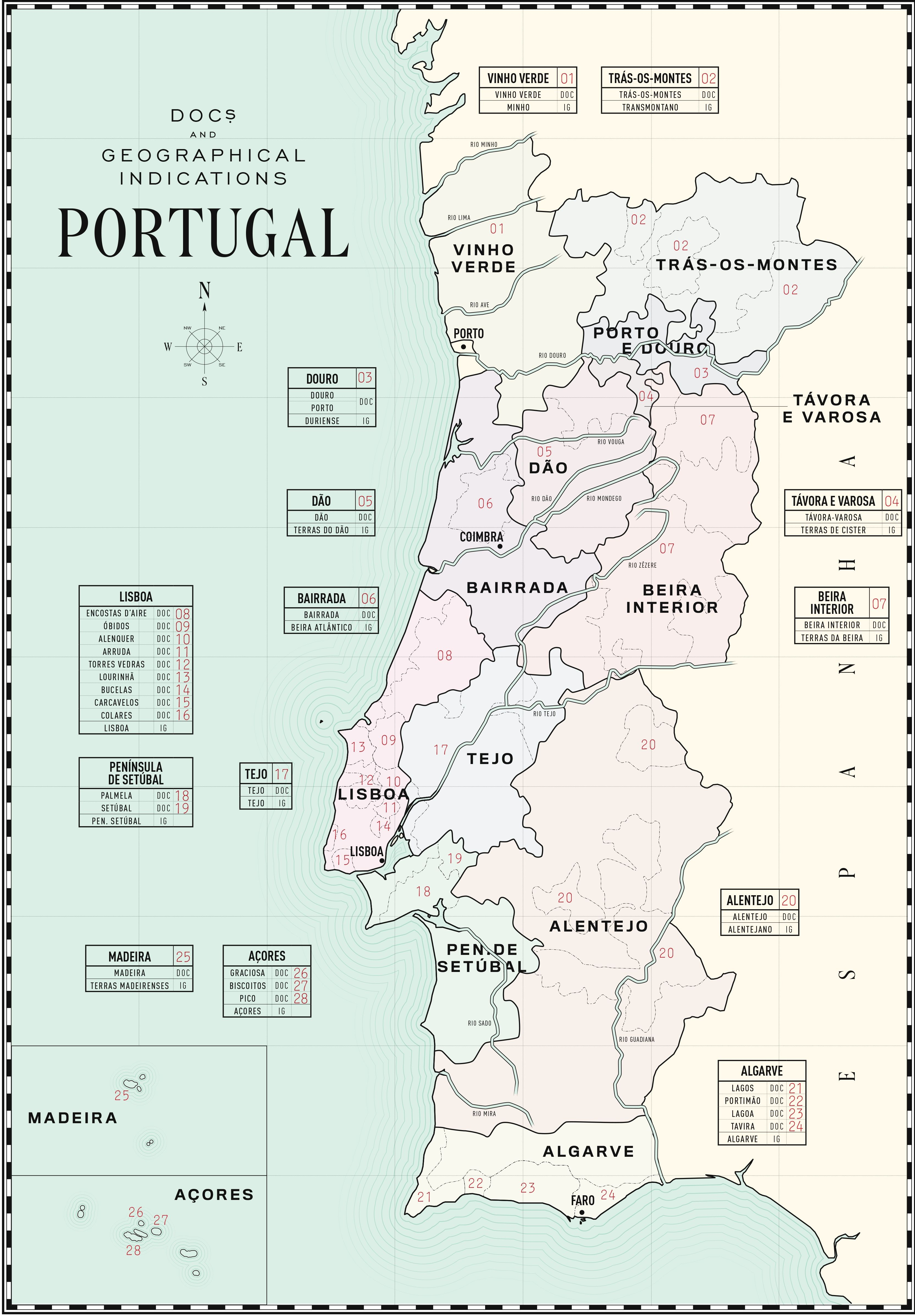 Wines of portugal a world of difference regies vitivincolas wines of portugal a world of difference regies vitivincolas gumiabroncs