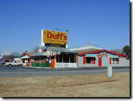 Thursday Nostalgia Duff S Smorgasbord Bill Knapps Arthur S