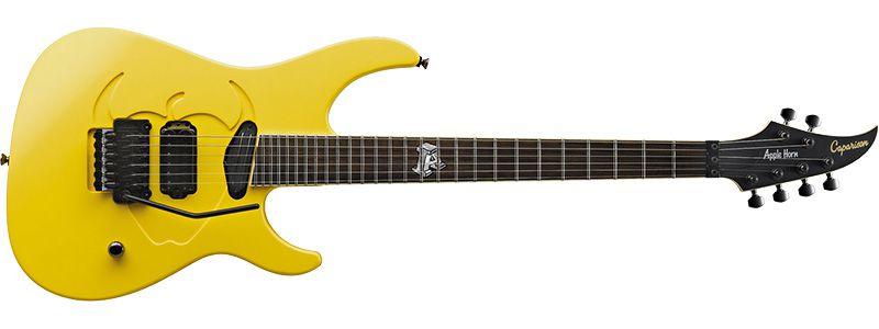"Caparison - Apple Horn Yellow [Mattias ""IA"" Eklundh]"