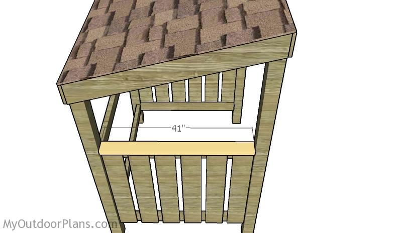 Grill Shelter Plans Bbq Shelter Ideas Wooden Playhouse Grill