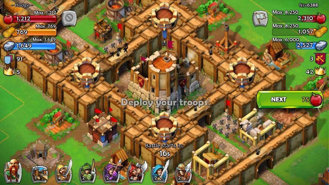 Tải Age of Empires: Castle Siege - Game Đế chế đã có trên Android Tải và  chơi game Age of Empires là một cái tên rất đỗi quen thuộc với các game ...