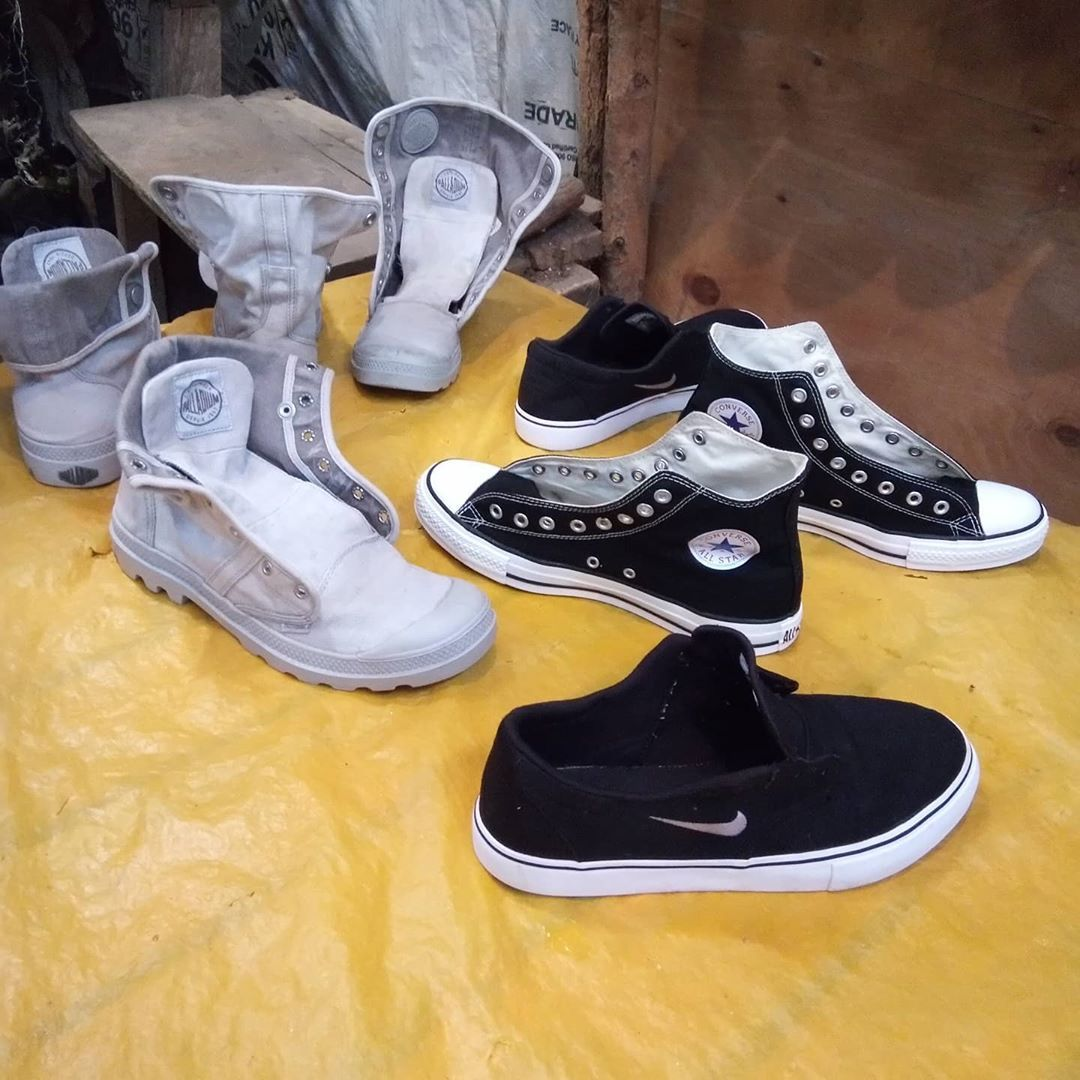 Converse lifestyle#look#real#palladium#nike#SB#black
