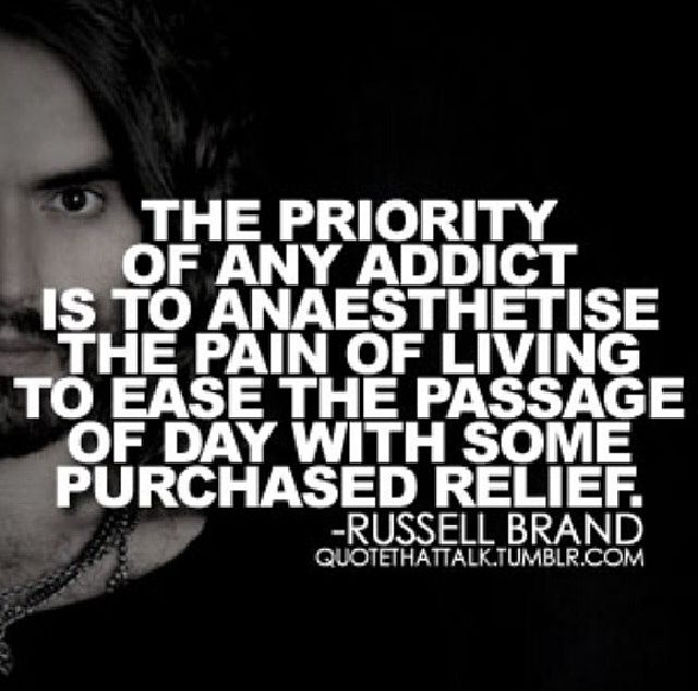 Russell brand quote