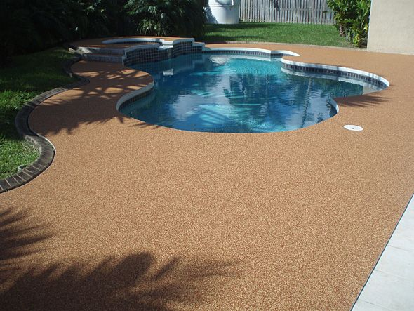 My Future Pool Deck Surfacing Recycled Rubber Pool Surfacing Safety Rubber Surfacing For Usa And Canada Pool Swimming Pool Designs Pool Patio