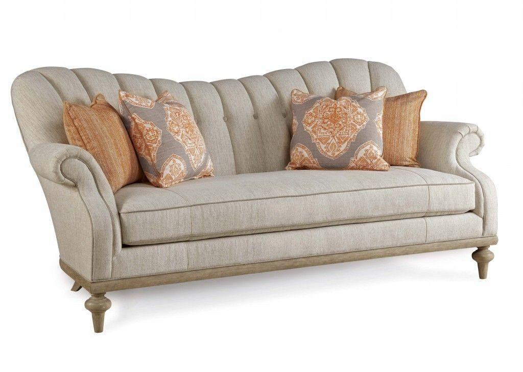 Upholstered Brewster Channel Back Sofa