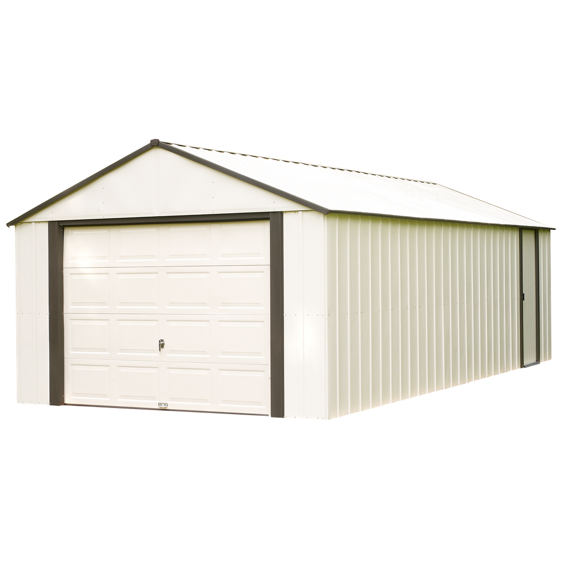 Vinyl Murryhill 12 X 10 Ft Storage Building Steel Storage Sheds Shed Storage Diy Storage Shed