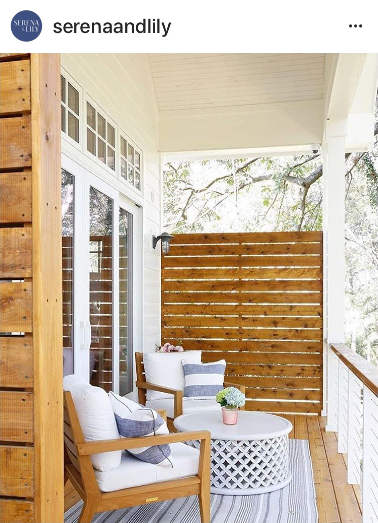 Pin By Paisly13 On House Styles Small Outdoor Spaces Apartment