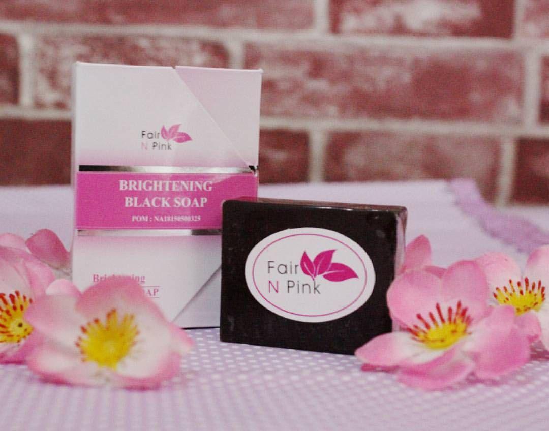 Sabun Fair N Pink Alissa Skin Care Pinterest Rose Herbal