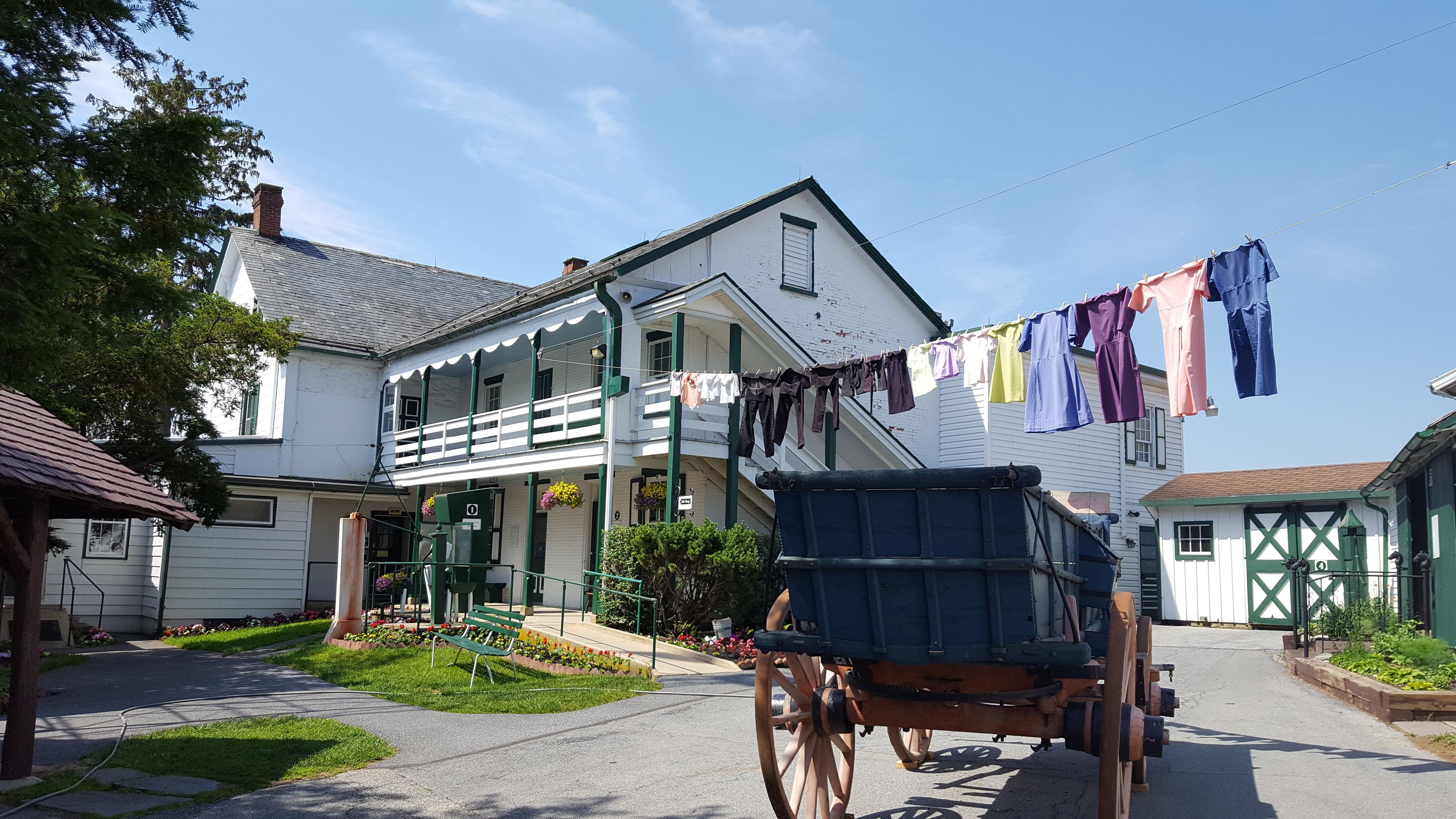 Amish attraction in Lancaster Touring the Amish Farm and