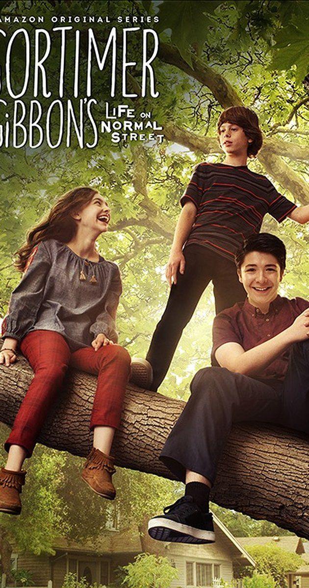 Gortimer Gibbon S Life On Normal Street Tv Series 2014 Gibbon Amazon Prime Tv Shows Two Best Friends