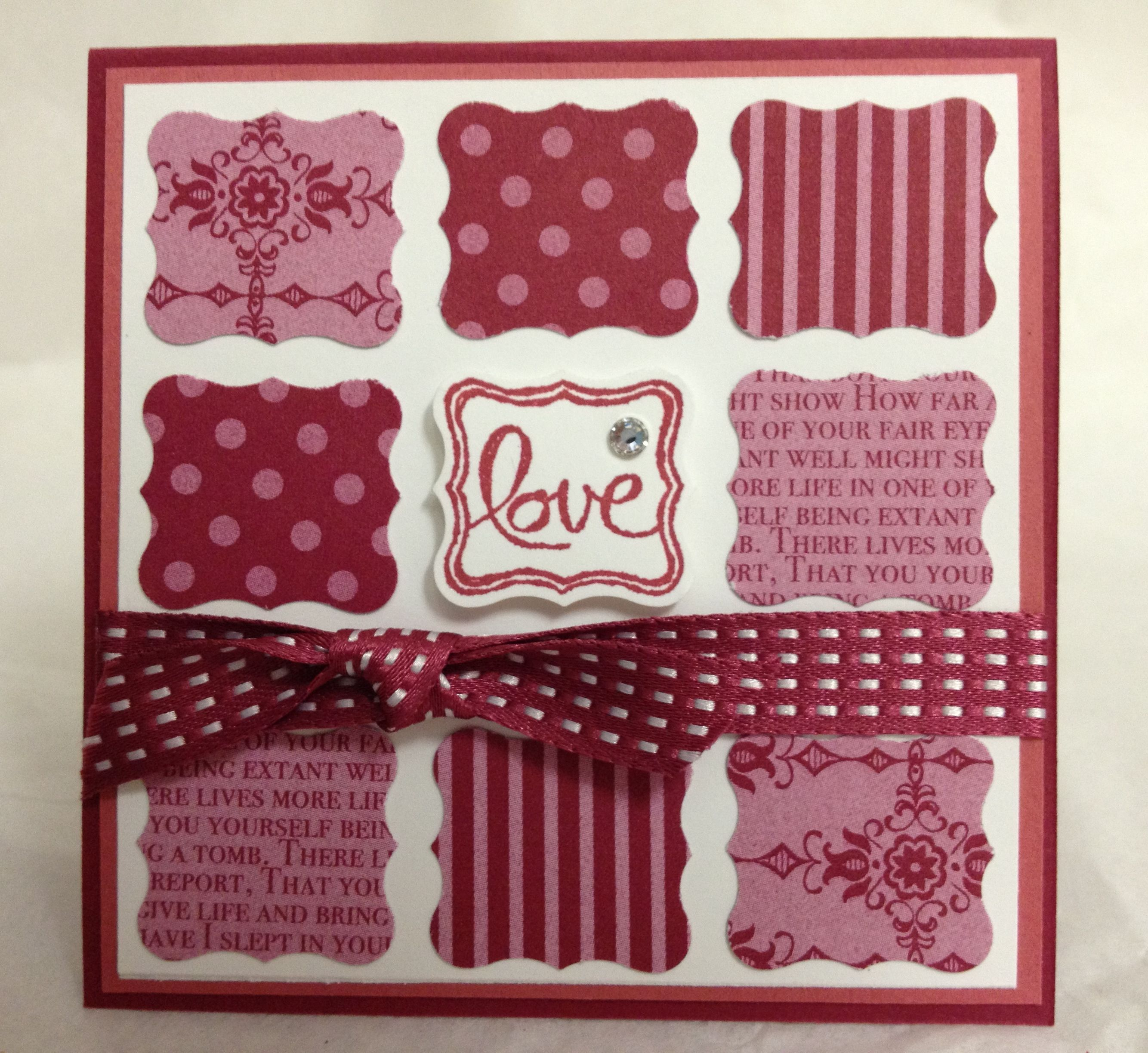 mini love note petite pairs sale a bration  stampin' up