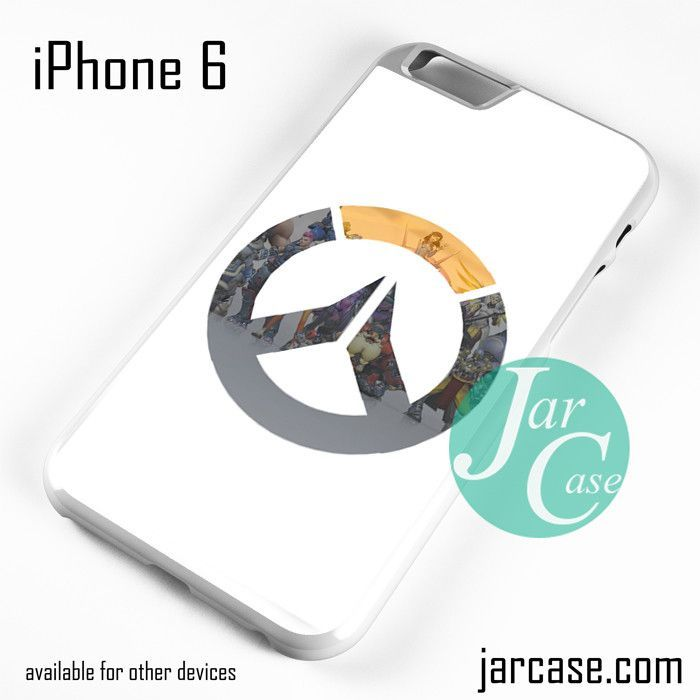 Overwatch Logo with pic Phone case for iPhone 6 and other iPhone devices