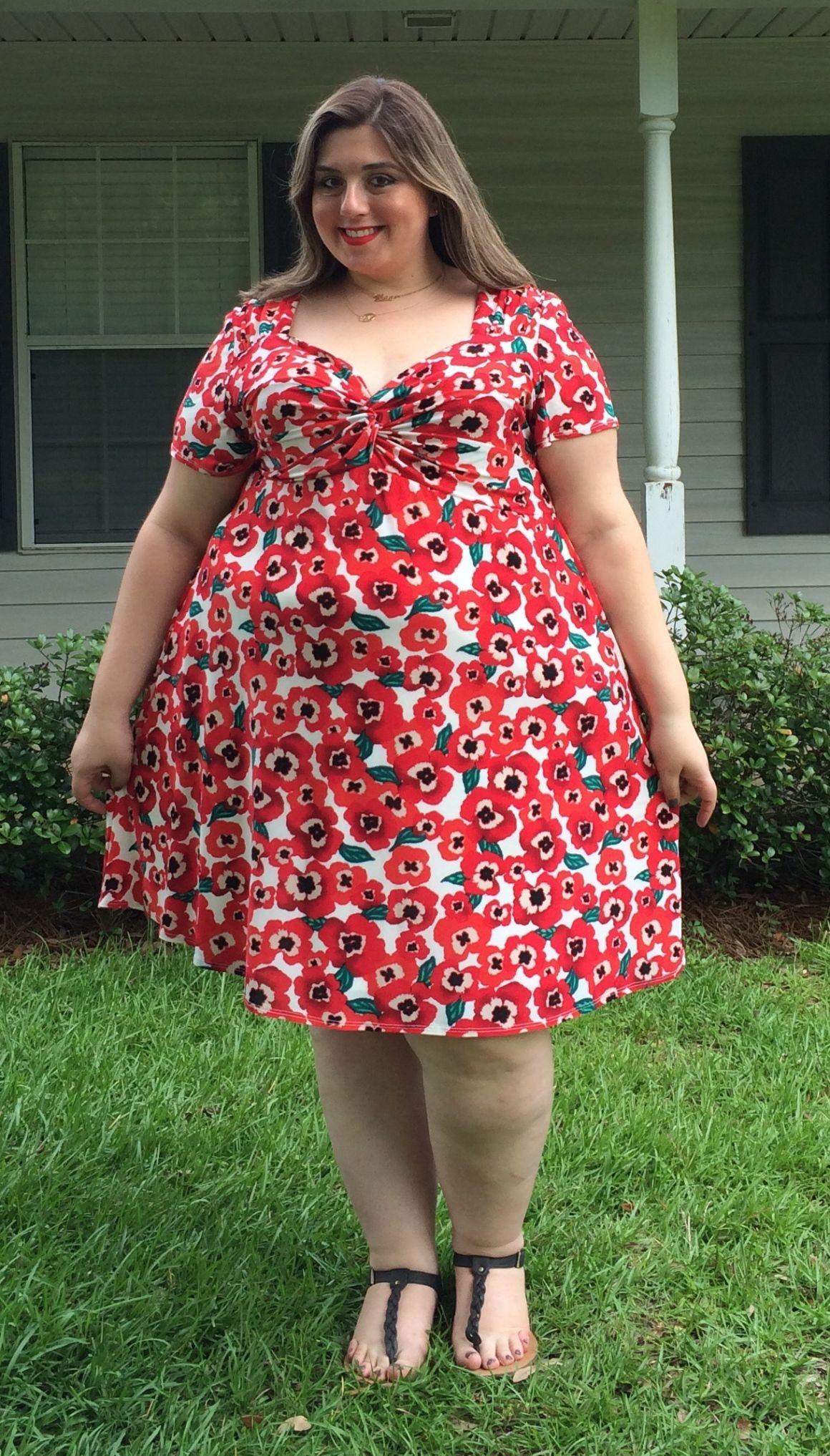 Poppy Picks Plus Size Outfits Plus Size Clothing Online Big Size Dress [ 2034 x 1160 Pixel ]