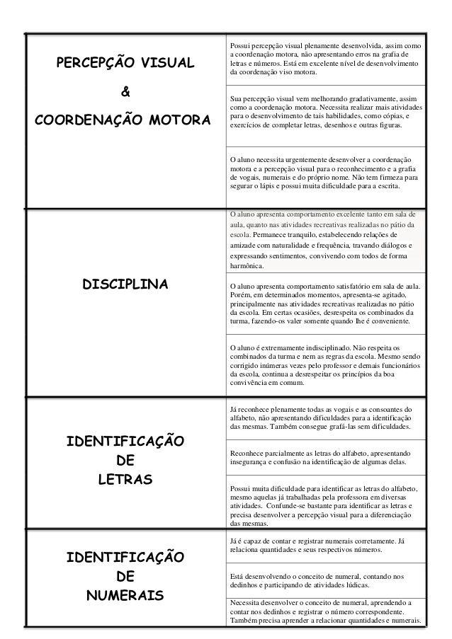 Well-known Relatórios Educação Infantil | Berçário 1 à 2 anos | Pinterest  ZU25