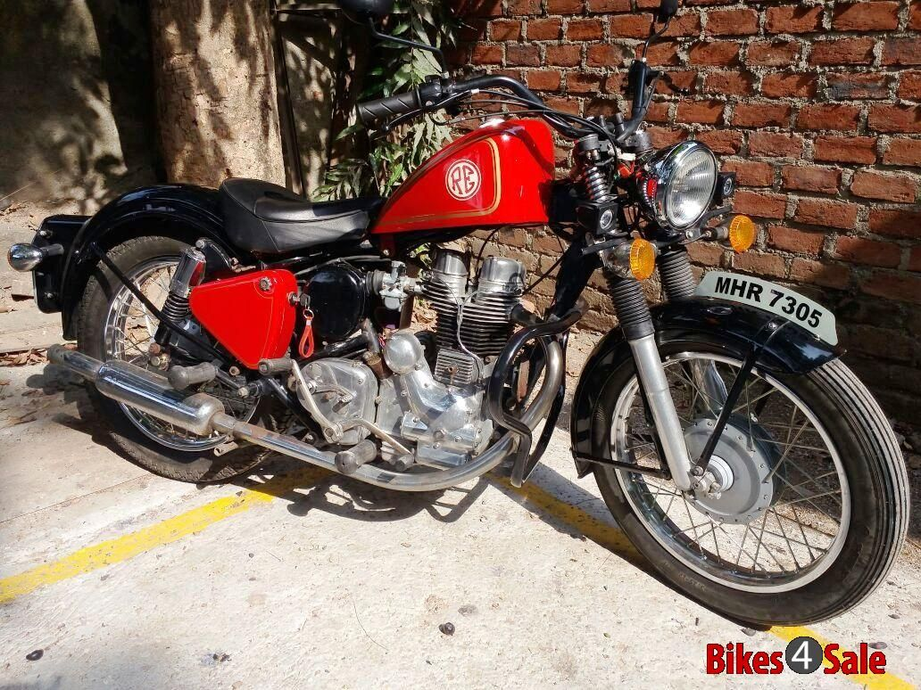 Royal Enfield Bullet Standard 350 for sale in Mumbai. Royal Enfield 350 cc.  1956 model. G2 engine. ID is … | Royal enfield bullet, Royal enfield,  Vintage motorcyclePinterest