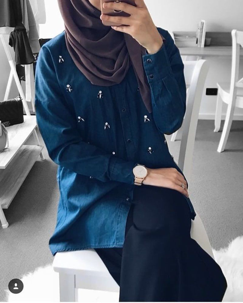 """Photo of 👸 hijab style icon 👸 on Instagram: """"@ozmahofficial @ozmahofficial @ozmahofficial @ozmahofficial @ozmahofficial ~~~~~~~~~~~~~~~~~~ FOLLOW @hijabstyleicon #tesettur#hijabfashion…"""""""