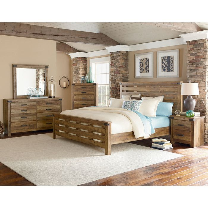 Standard Furniture Montana 2 Drawer Nightstand u0026