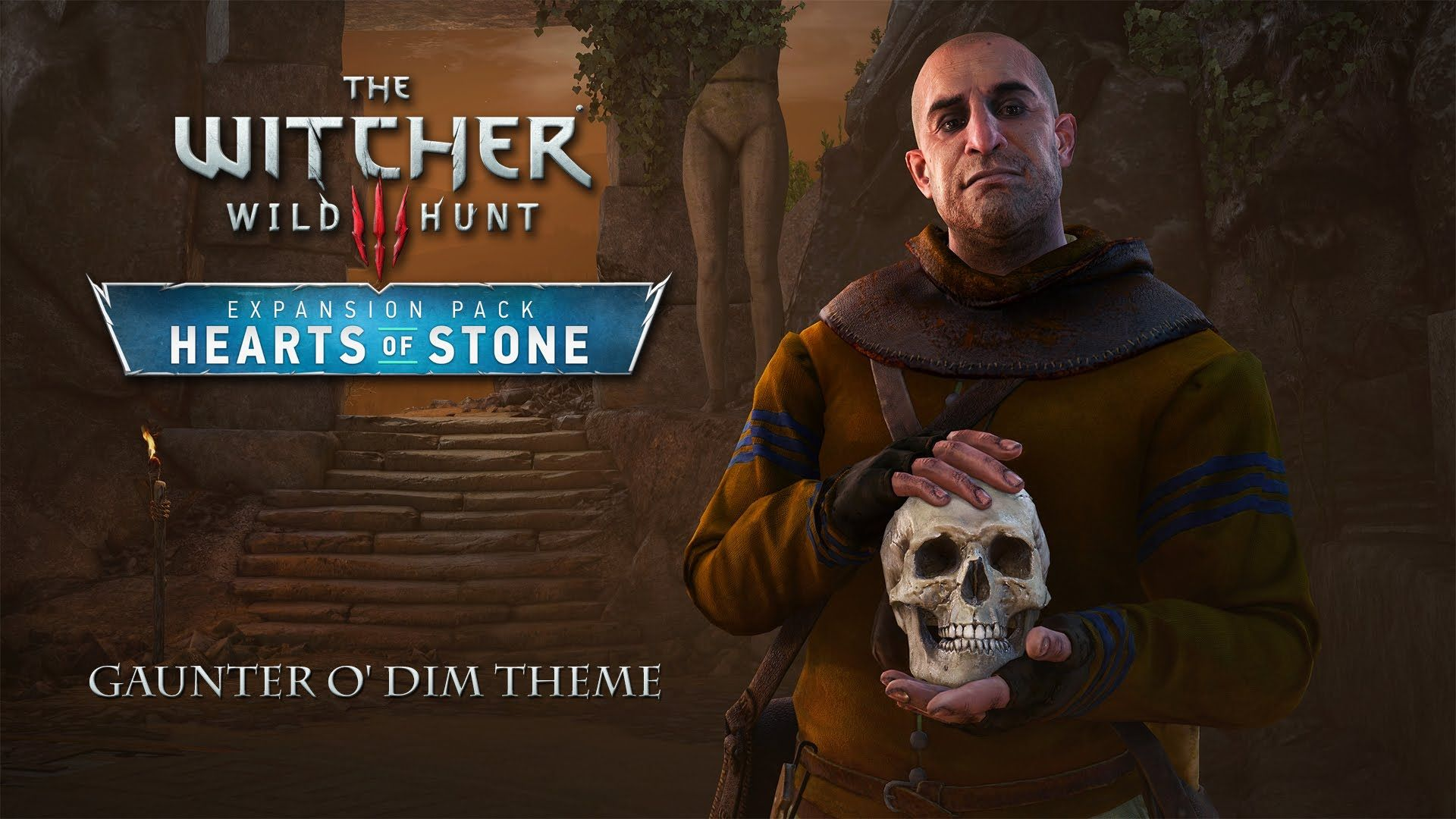Gaunter O Dim Theme The Witcher 3 Wild Hunt Hearts Of Stone The Witcher Hearts Of Stone Gaunter O Dimm