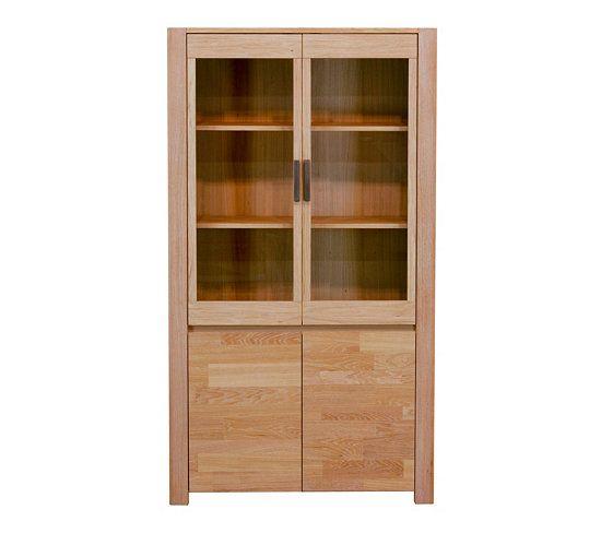 Vitrine 4 Portes Nordi 0737vitr Vitrines But Tall Cabinet Storage Storage Cabinet Tall Storage