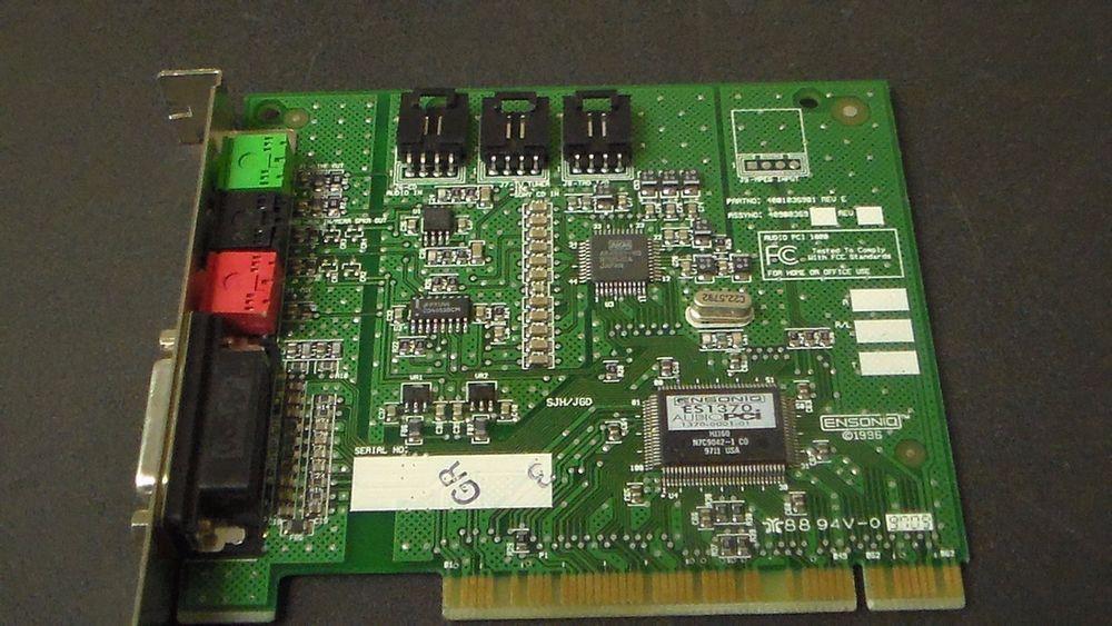 ENSONIC 1370 DRIVERS FOR WINDOWS MAC